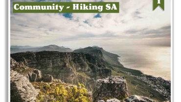 Community: Hiking SA