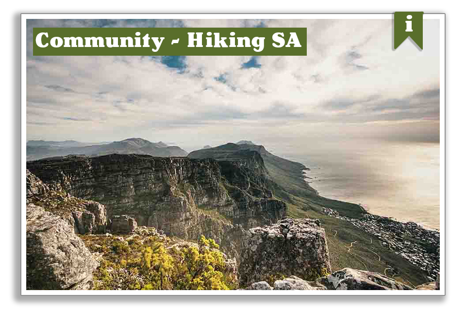 Community: Hiking SA