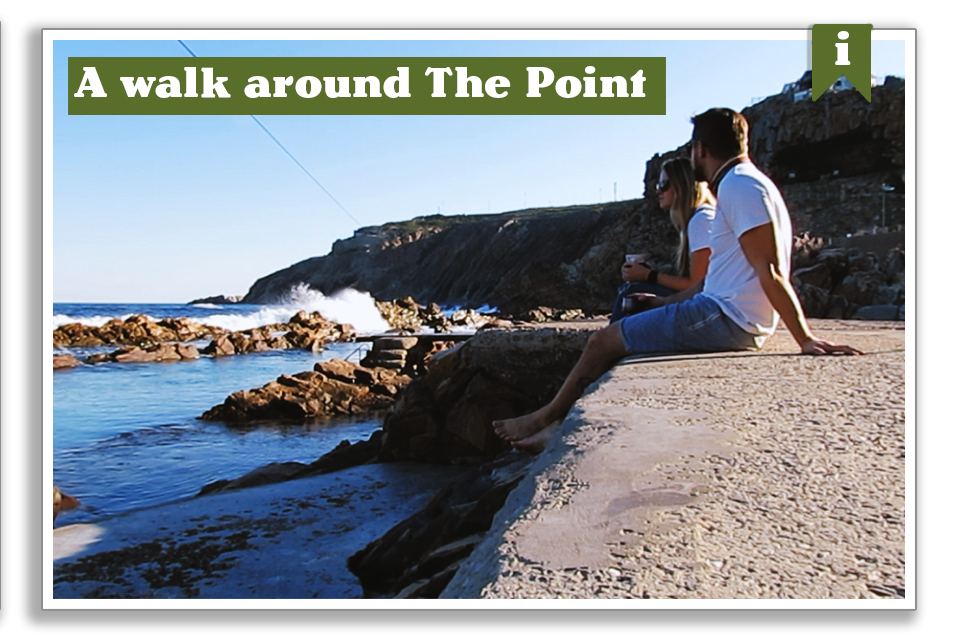 A Walk Around The Point