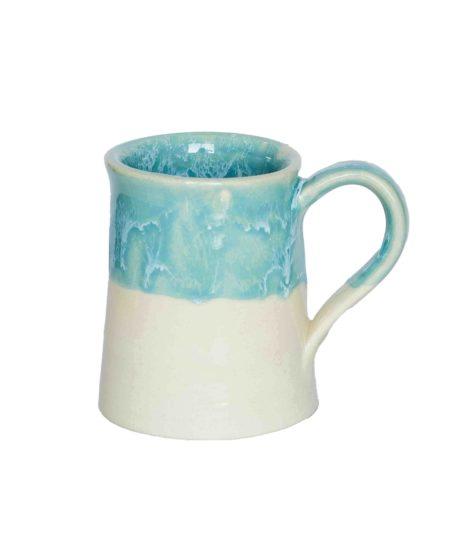 Tapered Mug, Ocean Design