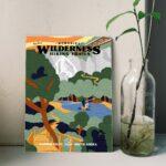 Wilderness Hiking Trails Poster