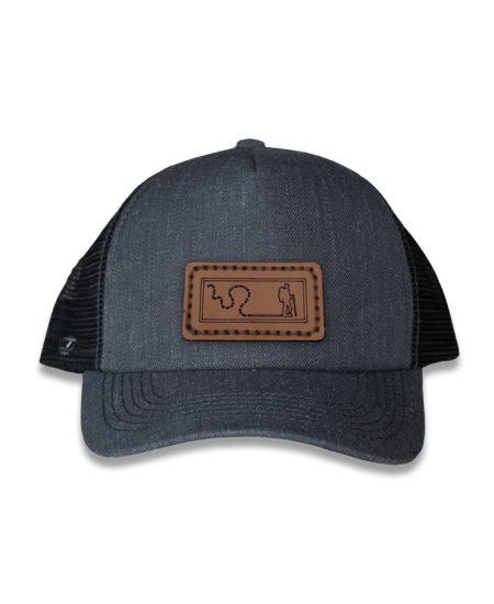 Charcoal Trucker Cap, Hiker